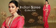 Top 5 Indian Designer Saree Collection