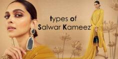 Types Of Salwar Kameez