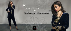 Varieties of Salwar Kameez