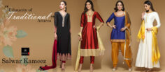 Ethnicity of Traditional Attires : Salwar Kameez