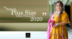 Types of Plus Size Indian Dresses for 2020