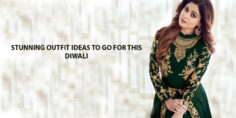 STUNNING OUTFIT IDEAS TO GO FOR THIS DIWALI
